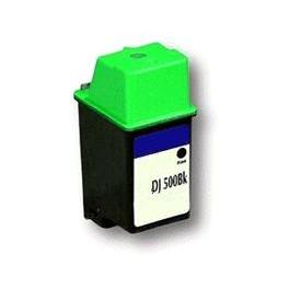 Cartouche compatible pour HP Deskjet 310C/PANASONIC UF300/ALCATEL FAX 200 (N°26/51626A) BK 20ml 00817BK
