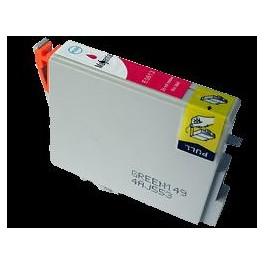 cartouche jet d'encre compatible Epson D68/D88/DX3800/DX4200 (T0613) Puce Magenta 13,5ml 00690M