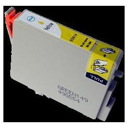 cartouche jet d'encre compatible Epson D68/D88/DX3800/DX4200 (T0614) Puce Yellow 13,5ml 00690Y
