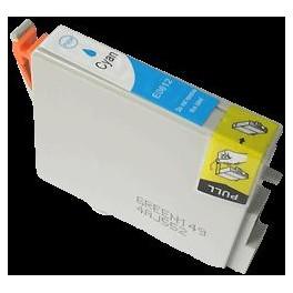 cartouche jet dencre compatible Epson D68/D88/DX3800/DX4200 (T0612) Puce Cyan 13,5ml 00690C