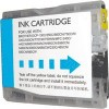 cartouche jet d'encre compatible Brother DCP 240C/440CN/540CN/MFC5860 (LC51/LC1000/LC970) Cyan 16ml 00692C