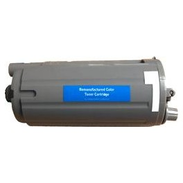 cartouche laser compatible pour Samsung CLP 350/351k Cyan (CLPC350A) - 2000 pages 07350C